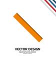 rule icon design vector image