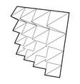 Studio insulation icon outline style vector image