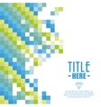 Pixel icon Cover background graphic vector image