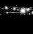abstract background of disco light design in the vector image
