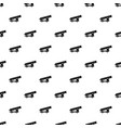 cannon pattern vector image