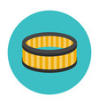 car air filter icon vector image