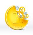 Money should work vector image vector image