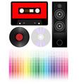 audio vector image