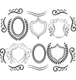 decorative design elements Set Of vector image