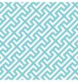 big greek key pattern background vector image