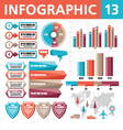 Infographic Elements 13 vector image vector image