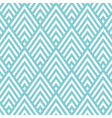 big triangle chevron pattern background vector image