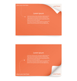paper card vector image