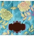 Vintage roses EPS 8 vector image