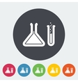 Chemisty icon vector image