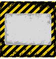 danger background vector image vector image