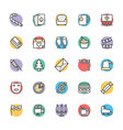 Celebration and Party Cool Icons 3 vector image