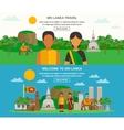 Sri Lanka Culture vector image