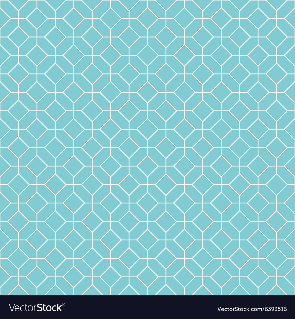 Square pattern background vector