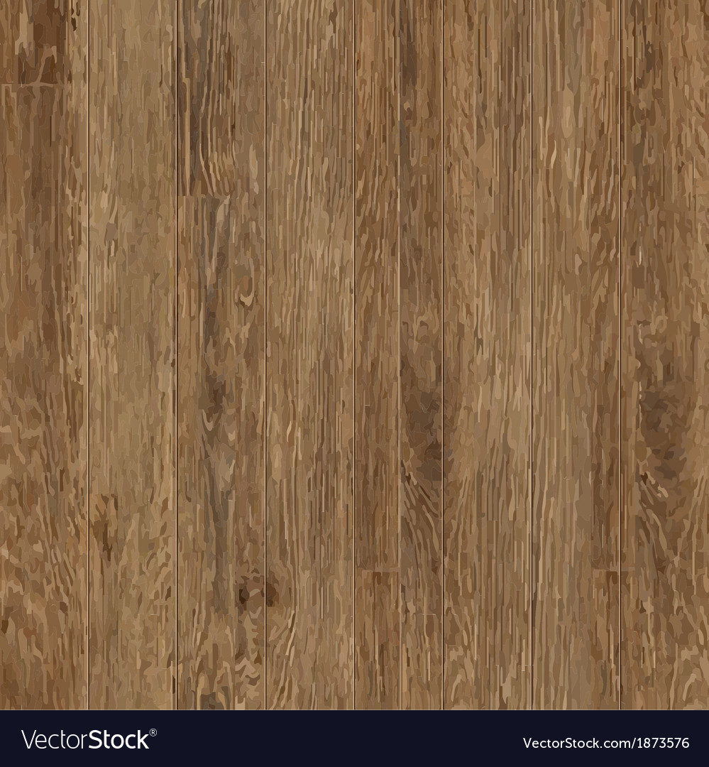 Antique wooden background vector