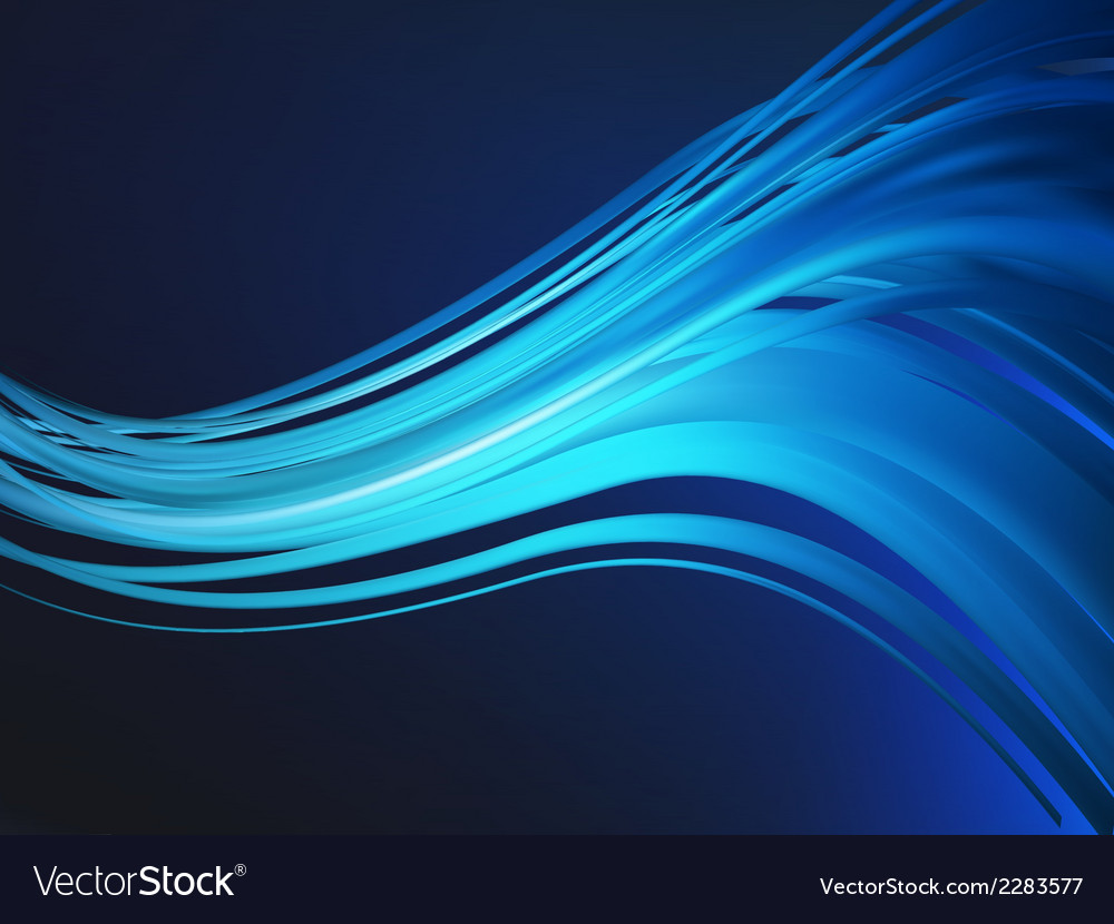 Blue background design template eps 8 vector