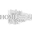 why do grandmothers make better home business vector image