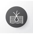 soil icon symbol premium quality isolated care vector image
