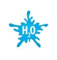 logo water vector image vector image