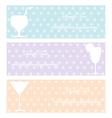 drink vintage vector image
