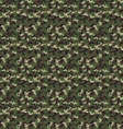 Seamless digital camouflage vector image