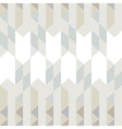 Abstract geometric triangle seamless pattern vector image