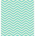 turquoise gradient chevron seamless pattern vector image