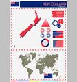 NewZealand vector image