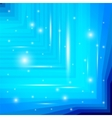 Blue background with sparkle vector image