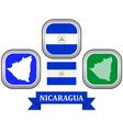 symbol of Nicaragua vector image