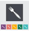 fork vector image