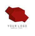 Logo icon vector image