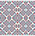 geometric ornament vector image