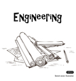 Engineering projects vector image vector image