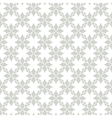 white lacy seamless pattern vector image