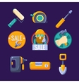 Tools for Building and Repair Sale vector image