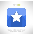 Star icon made in simple and clean modern flat vector image