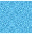 Abstract circle seamless texture vector image vector image