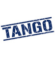 tango stamp vector image