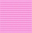 seamless pop art background pattern pink pastel vector image