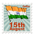 national day of India vector image