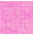 Dots on Pink Background Halftone Texture vector image