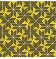 Seamless 3d geometric abstract pattern vector