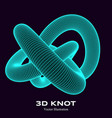 3d knot vector image