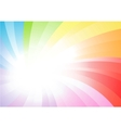 vector colorful background vector image