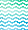 Watercolor blue striped pattern texture sketch vector image