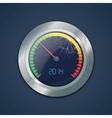Speedometer vector image vector image