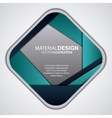 Material background design vector image