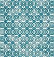 retro snow seamless pattern vector image